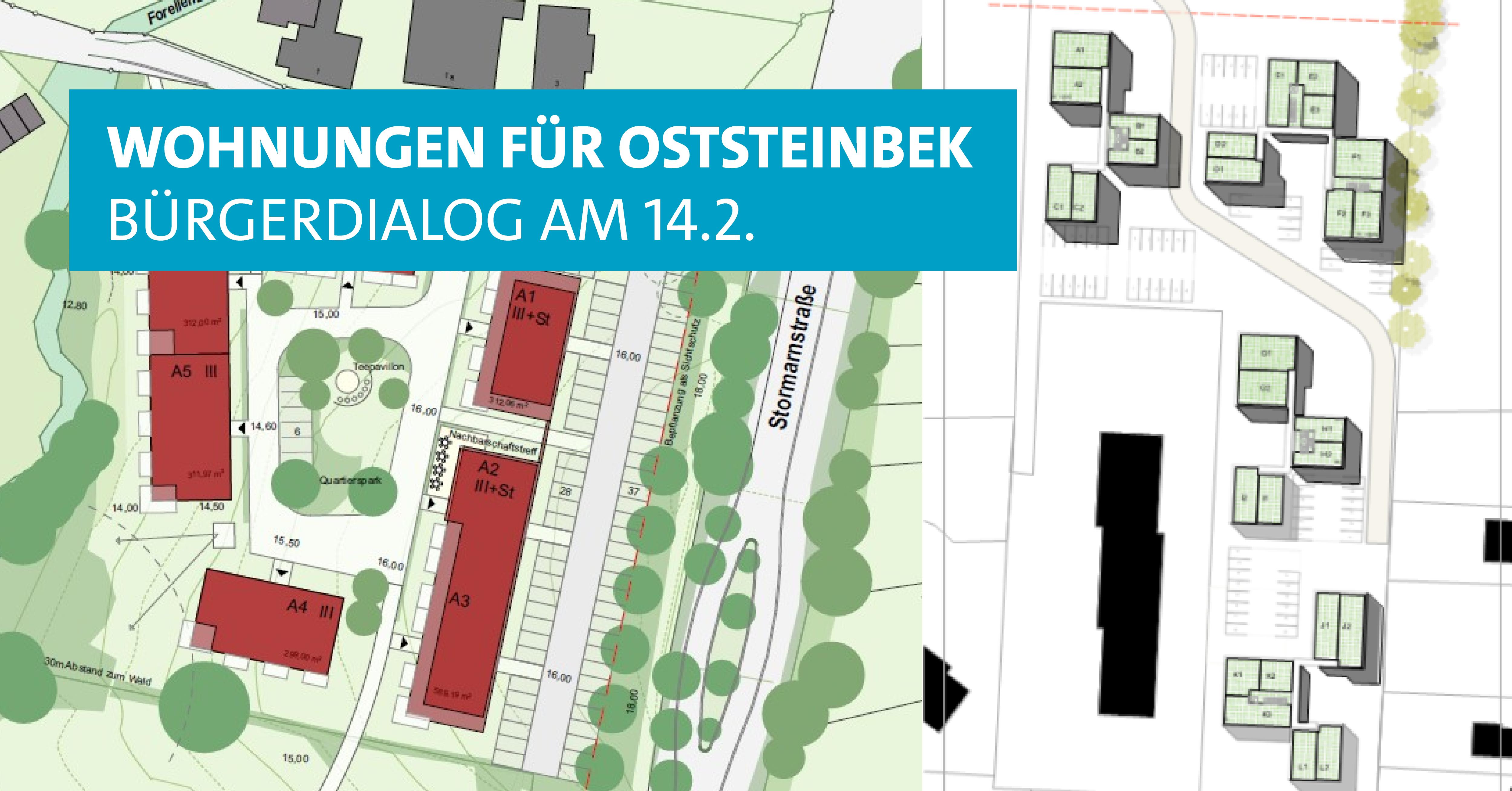 Einladung Zum Bürgerdialog Wohnungen Für Oststeinbek Spd Oststeinbek